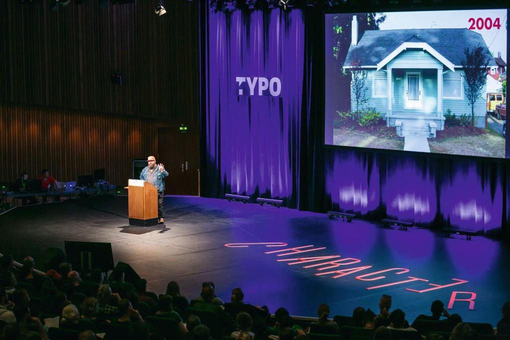 Typo 2015, Berlin, Haus der Kulturen der Welt