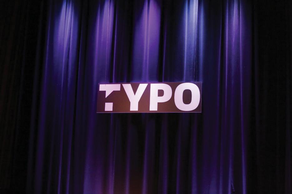 Typo 2015, Berlin