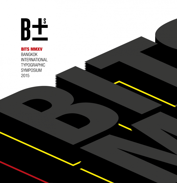 BITS 2015 : Bangkok International Typography Symposium
