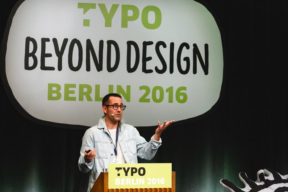 Typo 2016, Berlin, Haus der Kulturen der Welt