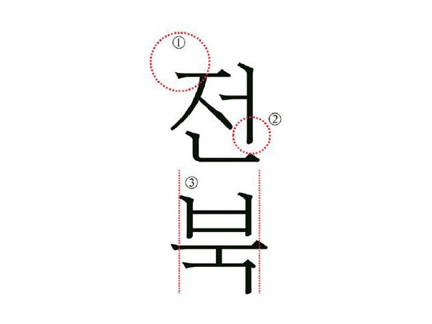 전북일보, 창간 68주년을 맞이해 새로운 서체 공개