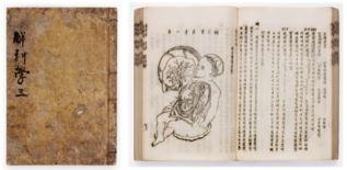 ▲ 『해부학』(1906) / 국립한글박물관 소장