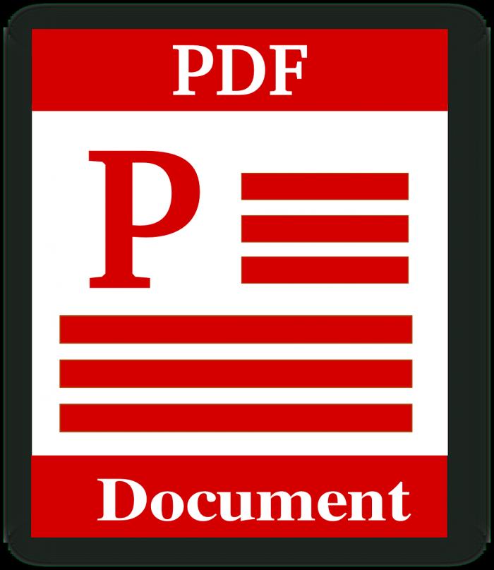 폰트 저작권 문제의 새로운 화두, PDF문서