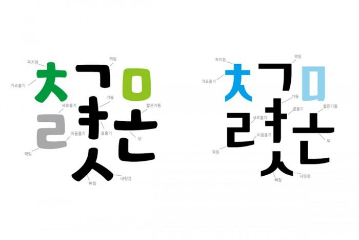 안동시, 경북 최초로 전용폰트 제작 및 무료 배포